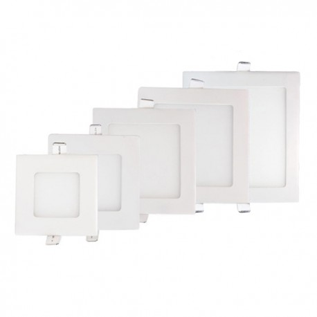 6W LED BUILT-IN MODULE SQUARE NEUTRAL WHITE LIGHT - WITH DRIVER