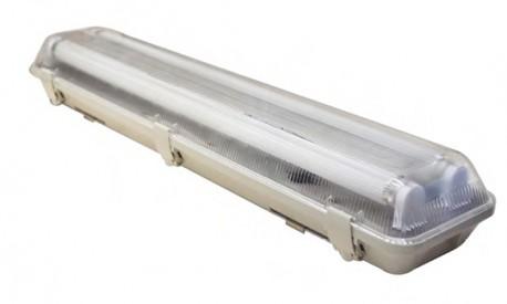 Plafoniera Led 150 Cm : Plafoniera per tubo led 150cm t8 lamp.it by non ti scordar di